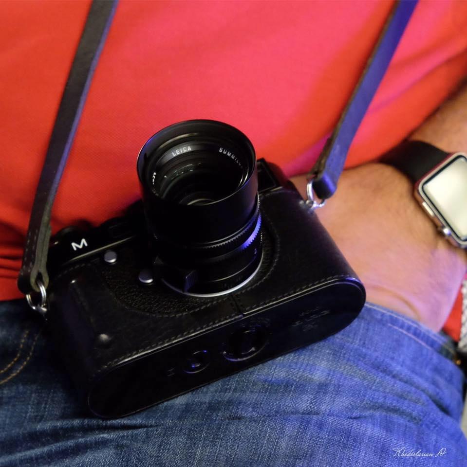 Leica M240, 50 Summilux